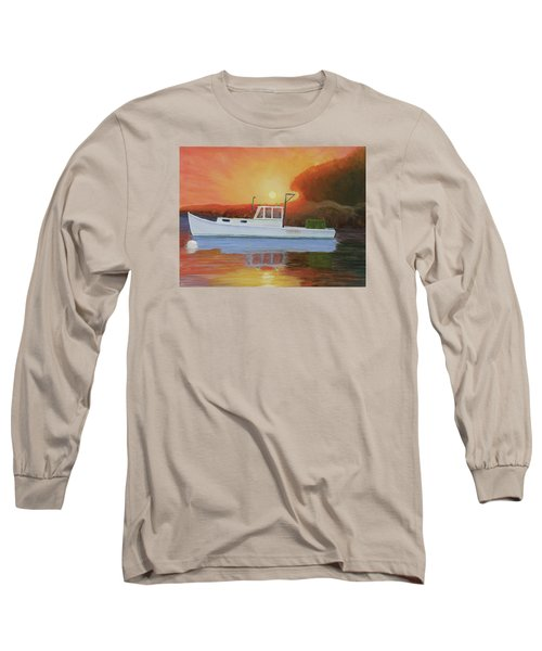 End Of A Work Day Long Sleeve T-Shirt