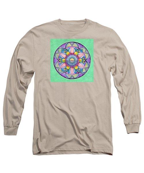 End Of Sorrow Mandala Long Sleeve T-Shirt