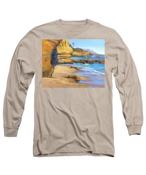 End Of Summer / Laguna Beach Long Sleeve T-Shirt