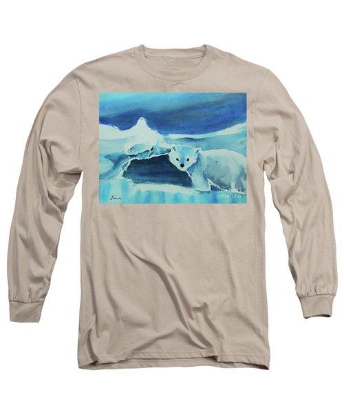 Endangered Bears Long Sleeve T-Shirt
