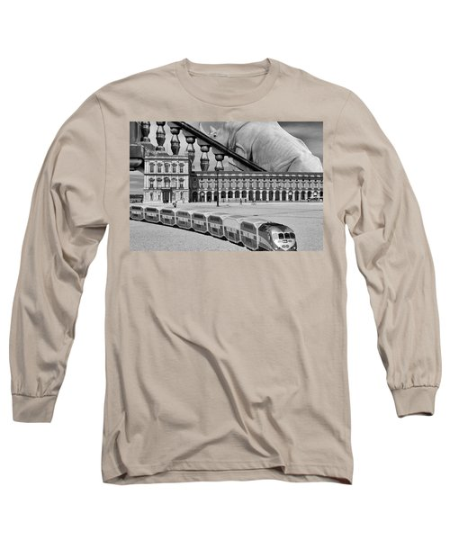 Ends And Means Long Sleeve T-Shirt