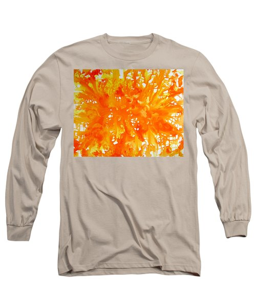 Energy Burst Long Sleeve T-Shirt