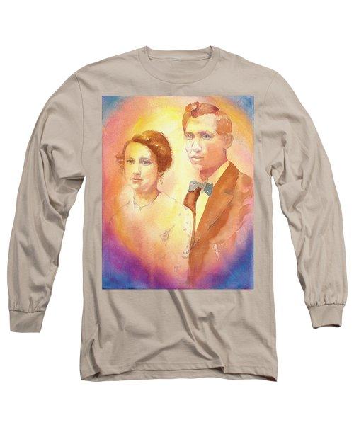 Engagement Day Long Sleeve T-Shirt by Tara Moorman