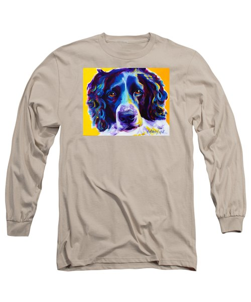 English Springer Spaniel - Emma Long Sleeve T-Shirt