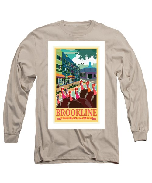 Enjoy Our Shopping Long Sleeve T-Shirt