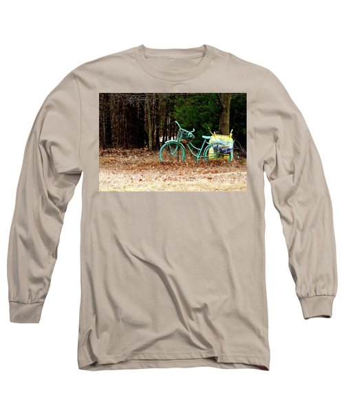 Enjoy The Adventure Long Sleeve T-Shirt
