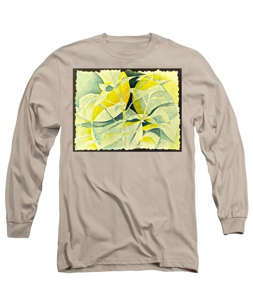 Entering A New Realm Long Sleeve T-Shirt by Carolyn Rosenberger
