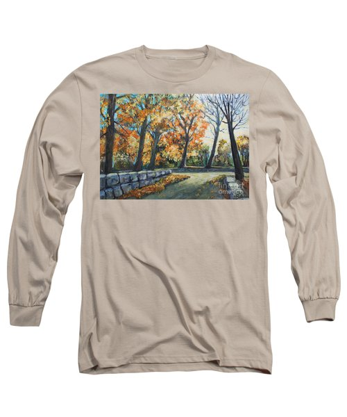 Entrance To The Greenhouse Long Sleeve T-Shirt