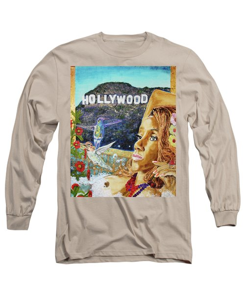 Epitome's Dream The Quadrant I Long Sleeve T-Shirt