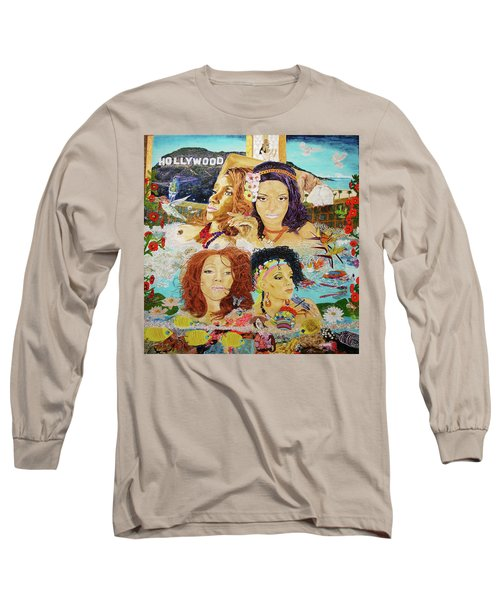Epitome's Dream The Quadrant Long Sleeve T-Shirt