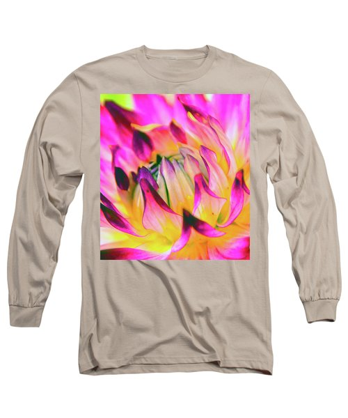 Eruption Long Sleeve T-Shirt