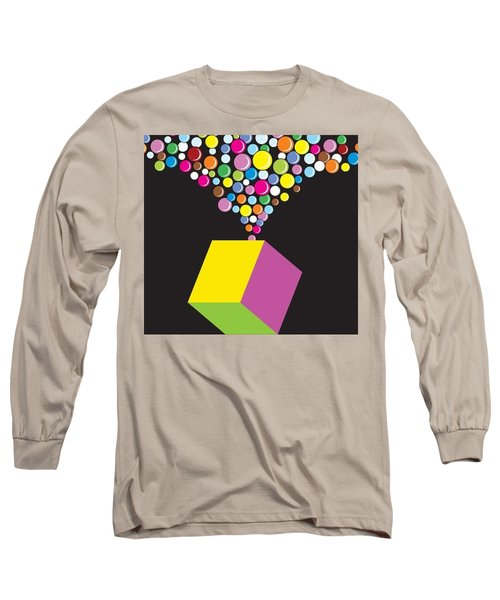 Eruption Long Sleeve T-Shirt by Now