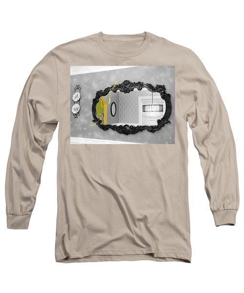 Escape From The Yellow Room Long Sleeve T-Shirt