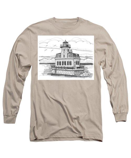Esopus Meadows Lighthouse Long Sleeve T-Shirt