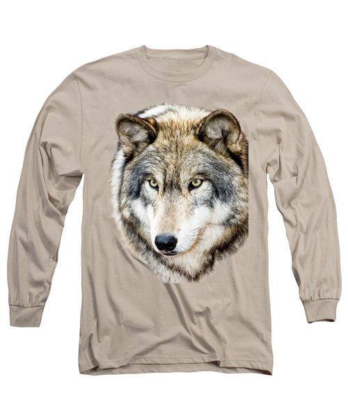 Essence Of Wolf Long Sleeve T-Shirt