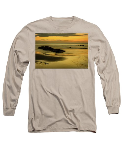 Long Sleeve T-Shirt featuring the photograph Essentially Tranquil by Nick Bywater