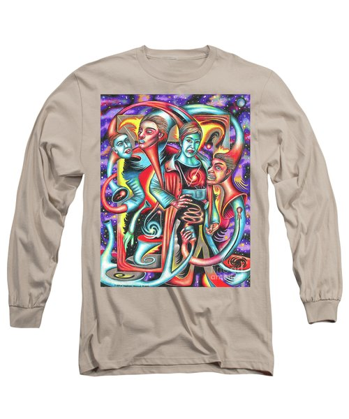 Eternal Discord Of Entwined Temptations Long Sleeve T-Shirt