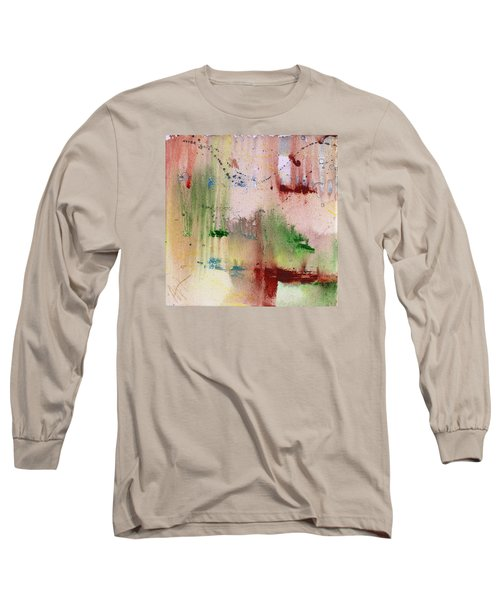 Evaporated Long Sleeve T-Shirt by Phil Strang