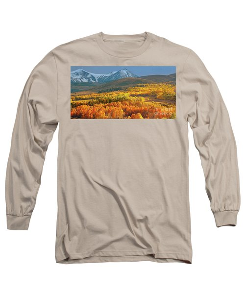 Evening Aspen Long Sleeve T-Shirt