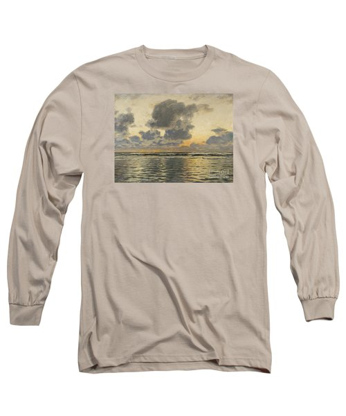 Evening At The Baltic Sea Long Sleeve T-Shirt