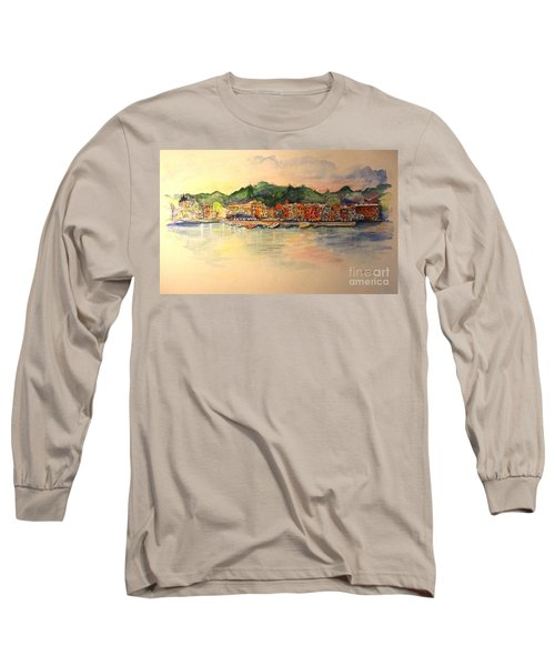 Skaneateles Village Long Sleeve T-Shirt