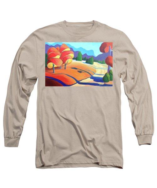 Evening Path Long Sleeve T-Shirt