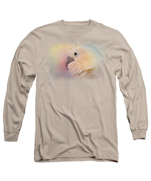 Every Day Is Colorful Long Sleeve T-Shirt by Jai Johnson