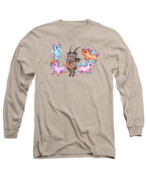 Evil Is Magic Long Sleeve T-Shirt