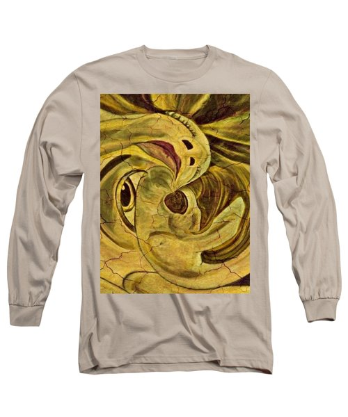Evolution -  From Birth To Death Long Sleeve T-Shirt