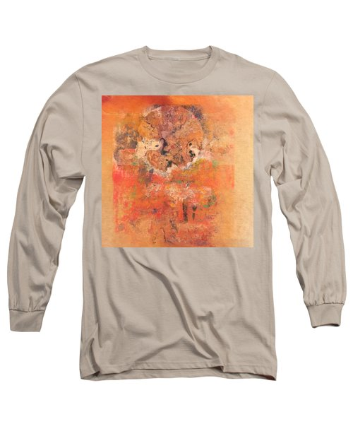 Evolving I  Long Sleeve T-Shirt