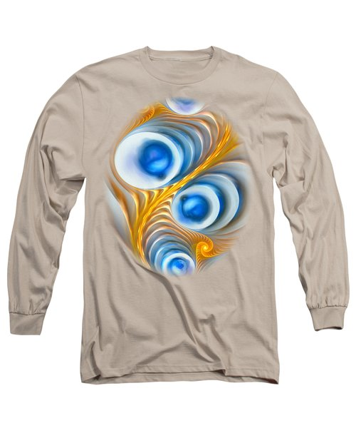 Exaggeration Long Sleeve T-Shirt by Anastasiya Malakhova