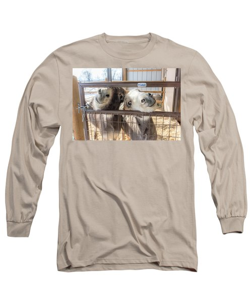 Excited To See Me Long Sleeve T-Shirt