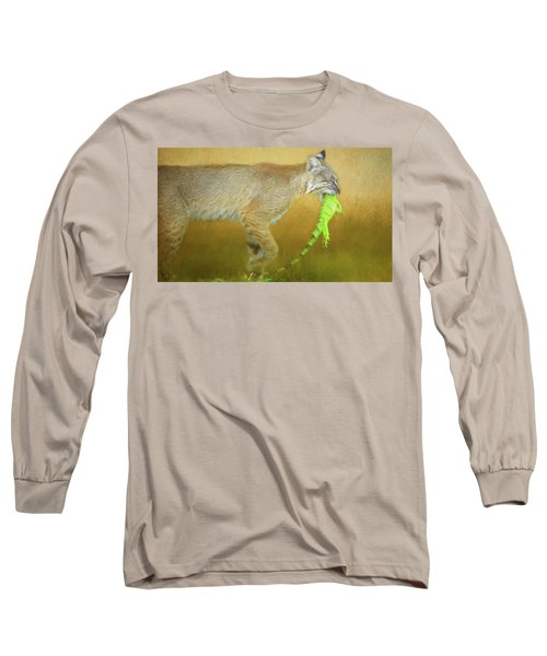 Exotic Lunch. Long Sleeve T-Shirt