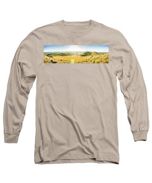 Expansive Open Plains Long Sleeve T-Shirt