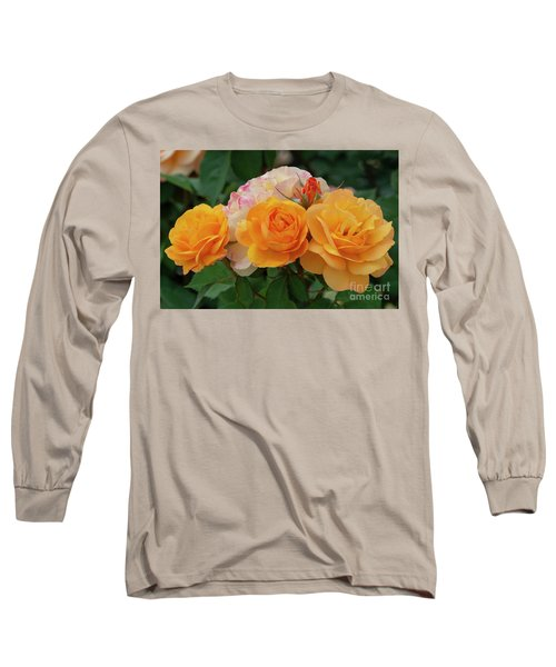 Experimental Roses 1 Long Sleeve T-Shirt