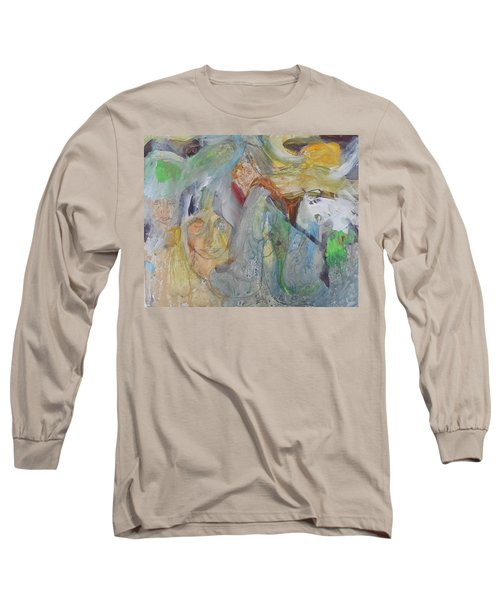 Exploring The Unknown Long Sleeve T-Shirt