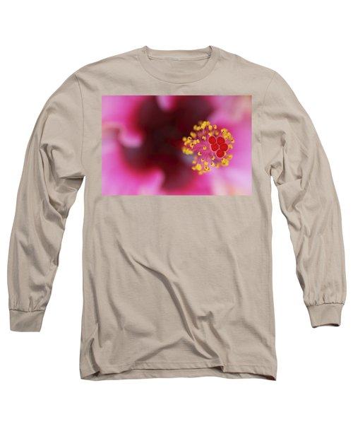 Extreme Hibiscus Long Sleeve T-Shirt