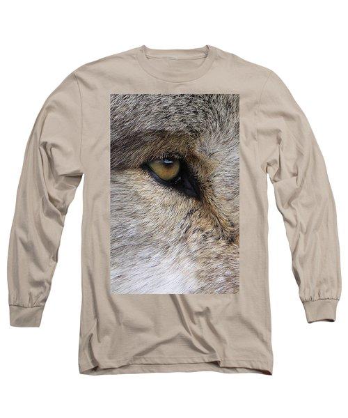 Eye Catcher Long Sleeve T-Shirt