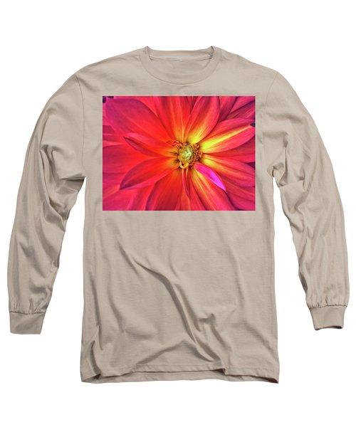 Eye Of The Storm Long Sleeve T-Shirt