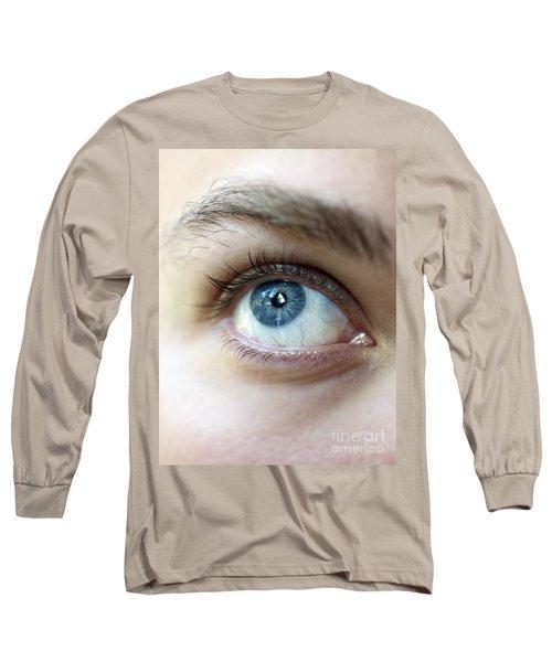 Eye Up Long Sleeve T-Shirt