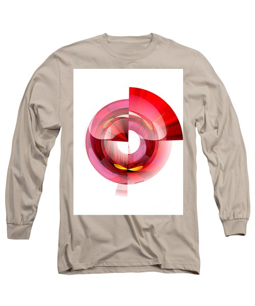 Eyes In Tunnel Long Sleeve T-Shirt