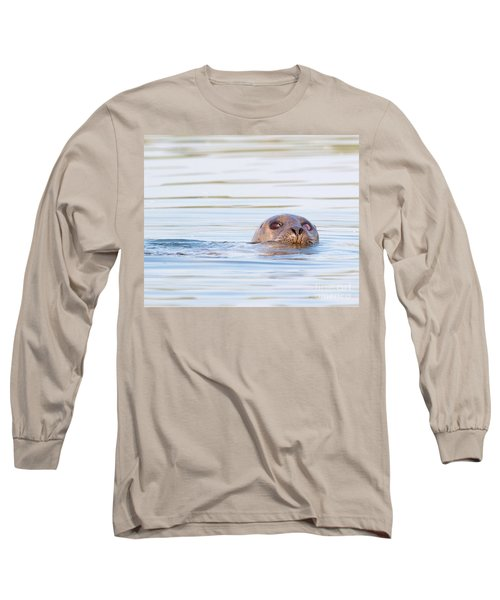 Long Sleeve T-Shirt featuring the photograph Eyes Of Doubt by Debbie Stahre