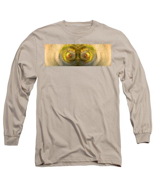Eyes Of The Garden-1 Long Sleeve T-Shirt