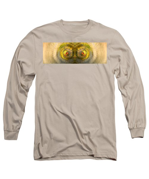 Eyes Of The Garden-1 Long Sleeve T-Shirt