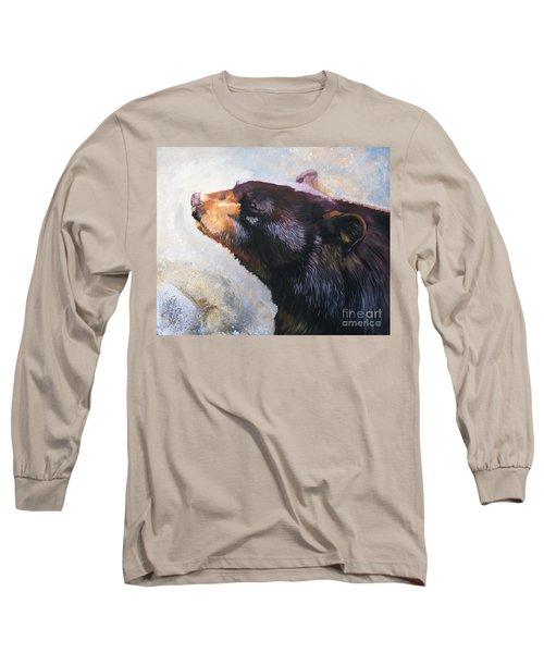 Eyes Turned Skyward Long Sleeve T-Shirt