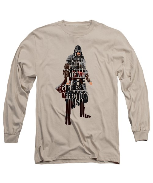 Ezio Auditore Da Firenze Long Sleeve T-Shirt