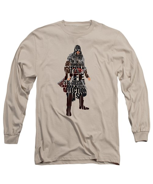 Ezio Auditore Da Firenze Long Sleeve T-Shirt