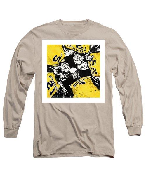 Fab Five At 25 Long Sleeve T-Shirt