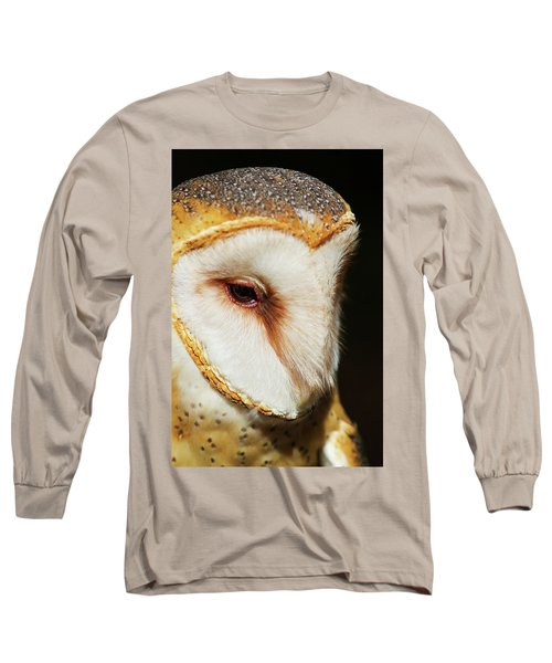 Long Sleeve T-Shirt featuring the photograph Face Of Athena by Arthur Dodd