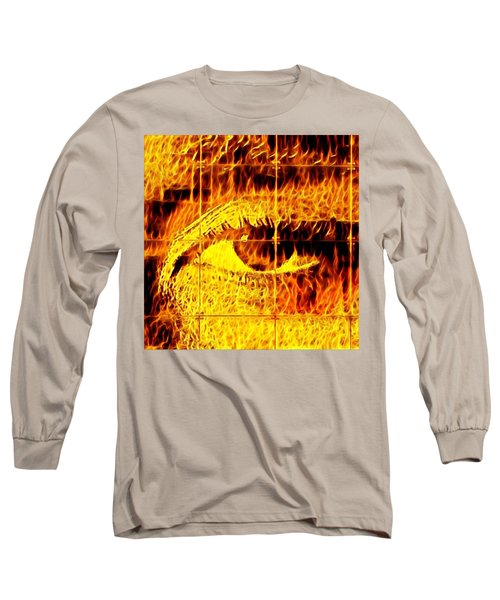 Face The Fire Long Sleeve T-Shirt